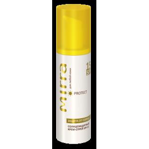 Солнцезащитный крем-спрей SPF-15